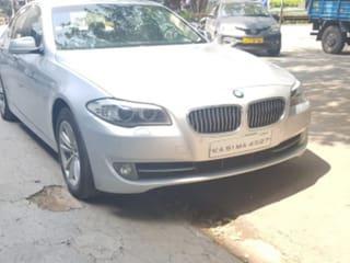 2016 BMW 5 Series 525d Sedan