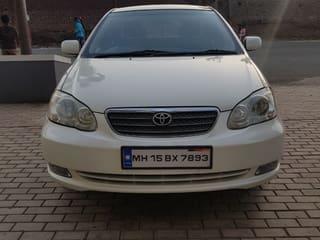 2007 Toyota Corolla H2