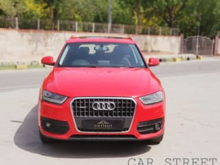 2013 Audi Q3 2012-2015 2.0 TDI WCI