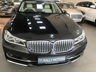2015 BMW 7 Series 730Ld Design Pure Excellence CBU
