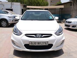 2014 Hyundai Verna CRDi 1.6 EX