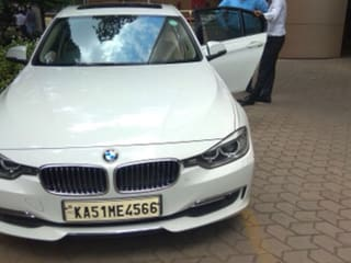 2013 BMW 3 Series 320d Luxury Line Plus