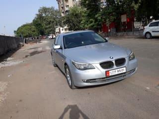 2007 BMW 5 Series 2003-2012 525d