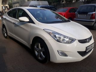 2013 Hyundai Elantra SX AT