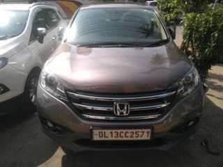 2013 Honda CR-V 2.4L 4WD AT