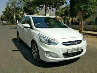 2014 Hyundai Verna CRDi 1.6 SX