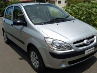 2007 Hyundai Getz 1.1 GVS