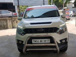 2016 Mahindra NuvoSport N4
