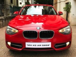 2014 BMW 1 Series 2013-2015 118d Sport Line
