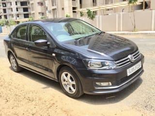 2014 Volkswagen Vento Sport 1.5 TDI MT