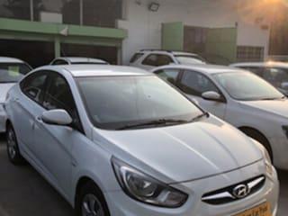 2012 Hyundai Verna Transform SX VGT CRDi AT BS III