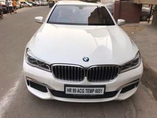2018 BMW 7 Series 730Ld M Sport