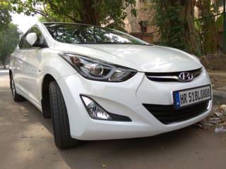 2016 Hyundai Elantra SX AT