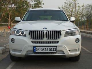 2011 BMW X3 2011-2013 2.0d SAV