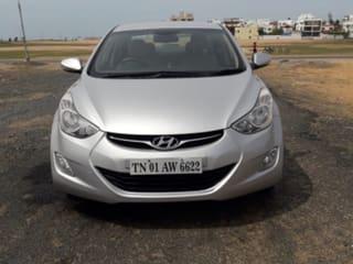 2013 Hyundai Elantra CRDi SX AT
