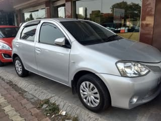 2015 Toyota Etios Liva G