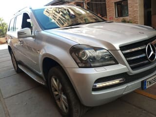 2012 Mercedes-Benz GL-Class 350 CDI Blue Efficiency