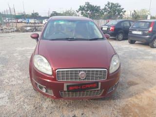 2009 Fiat Linea Dynamic (Diesel)