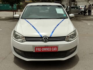 2010 Volkswagen Polo Petrol Highline 1.2L