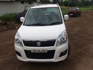 2015 Maruti Wagon R AMT VXI Option