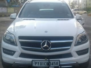 2014 Mercedes-Benz GL-Class 350 CDI Blue Efficiency
