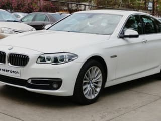 2014 BMW 5 Series 520d Luxury Line