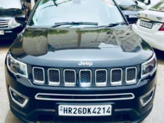 2017 Jeep Compass 2.0 Longitude