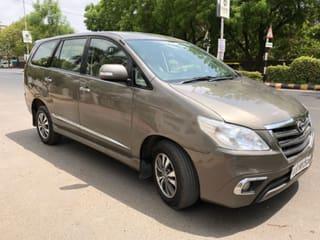 2016 Toyota Innova 2.5 VX (Diesel) 8 Seater