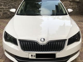 2016 Skoda Superb L&K 2.0 TDI AT