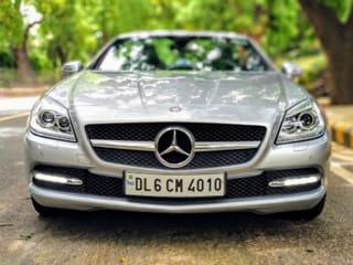 2013 Mercedes-Benz SLK-Class SLK 350