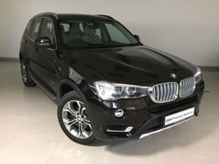 2015 BMW X3 xDrive20d Expedition