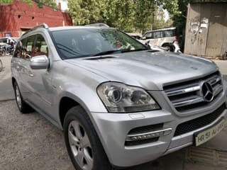 2010 Mercedes-Benz GL-Class 2007 2012 350 CDI Luxury