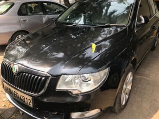 2009 Skoda Superb 1.8 TFSI MT