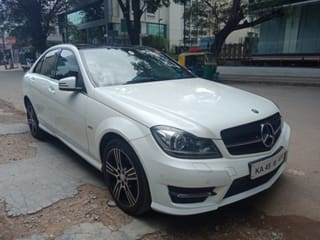 2014 Mercedes-Benz New C-Class C 220 CDI Sport Edition