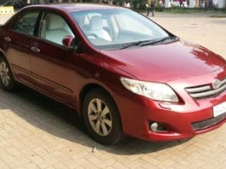 2009 Toyota Corolla Altis 2008-2013 1.8 VL AT