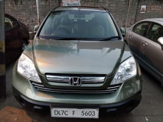 2007 Honda CR-V AT With Sun Roof