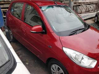 2011 Hyundai i10 Sportz 1.2 AT