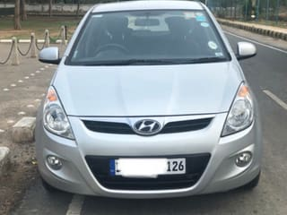 2010 Hyundai i20 1.4 Asta AT with AVN