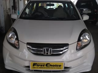 2014 Honda Amaze EX i-Vtech