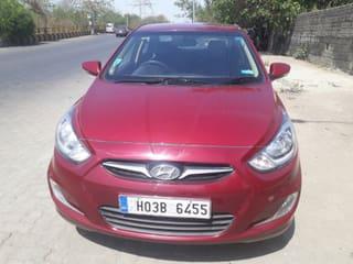 2014 Hyundai Verna 1.6 SX VTVT (O) AT