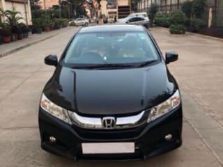 2016 Honda City ZX GXi