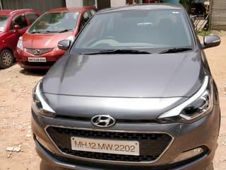 2016 Hyundai Elite i20 2014-2015 Asta Option 1.2