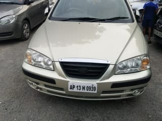 2004 Hyundai Elantra CRDi Decontent