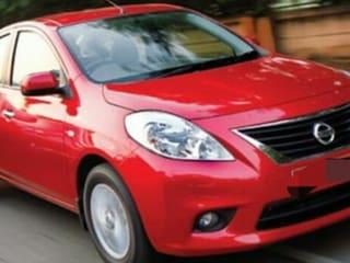 2013 Nissan Sunny 2011-2014 XL