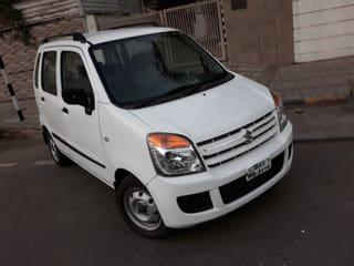 2008 Maruti Wagon R AX Minor