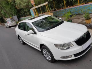 2013 Skoda Superb 1.8 TSI MT