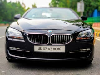 2013 BMW 6 Series 2008-2011 650i Convertible