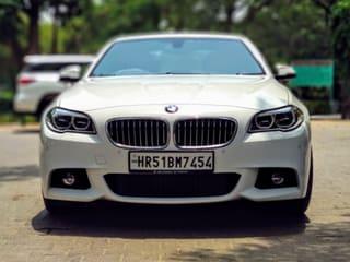 2017 BMW 5 Series 2013-2017 520d M Sport