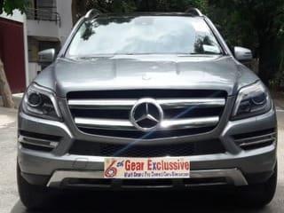 2016 Mercedes-Benz GL-Class 2007 2012 350 CDI Luxury
