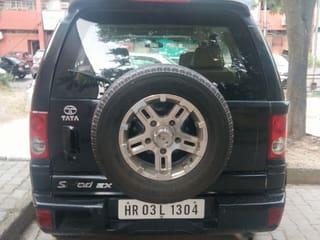 2010 Tata New Safari 4X4 EX